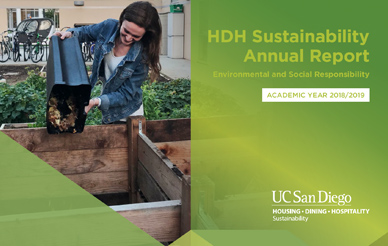 Cover art of Sustainability Report